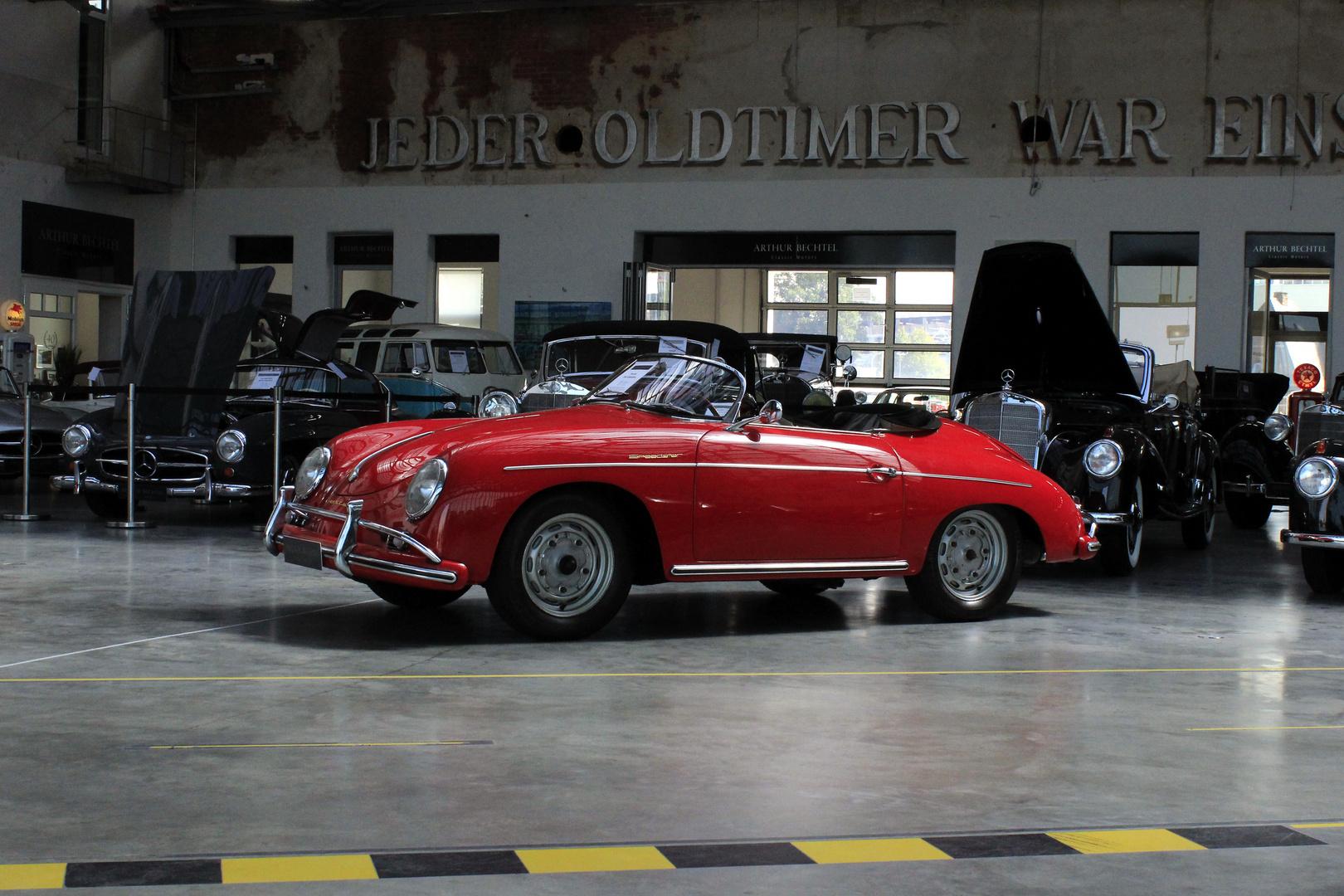 Porsche 356 Meilenwerk