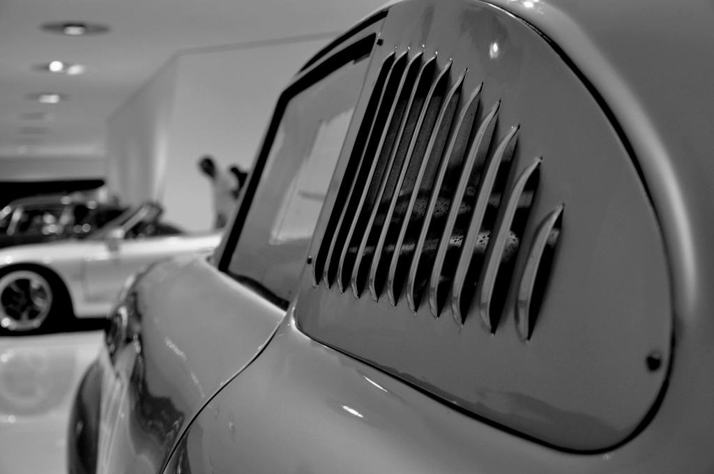 Porsche 356 SL Coupè 1950
