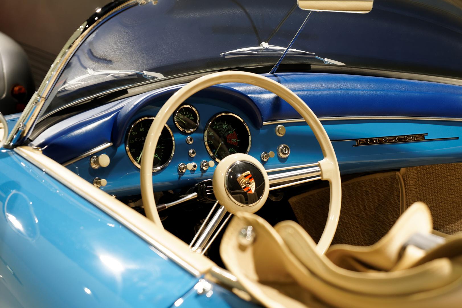 Porsche 356A Amaturentafel