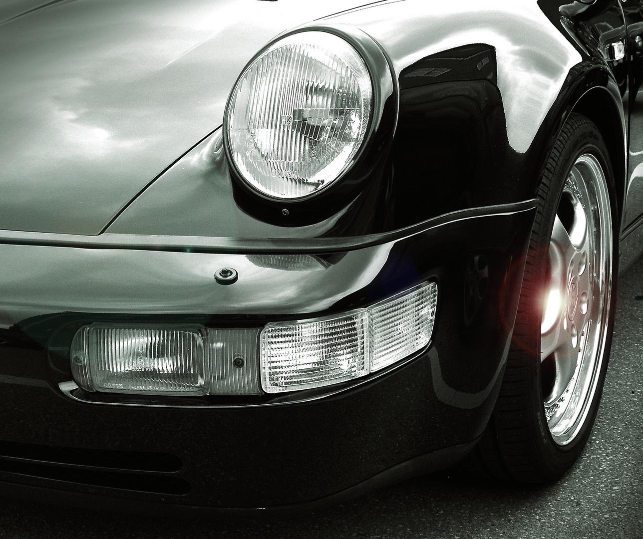 Porsche 911 (964) Turbolook