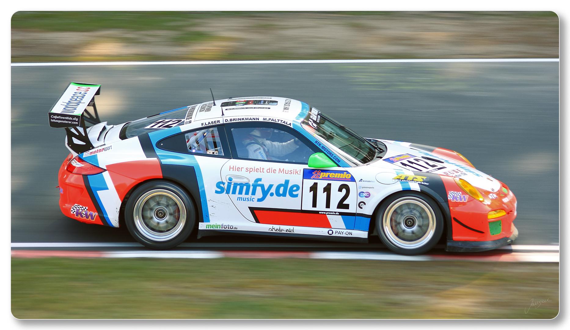 Porsche 911 (997) GT3 Cup