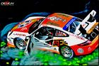 Porsche 911 (997) GT3 Cup #98 (P. Ma,LKM Jebsen) Porsche Carrera Cup Asia '06 (LTD Edit. 2000 pcs)