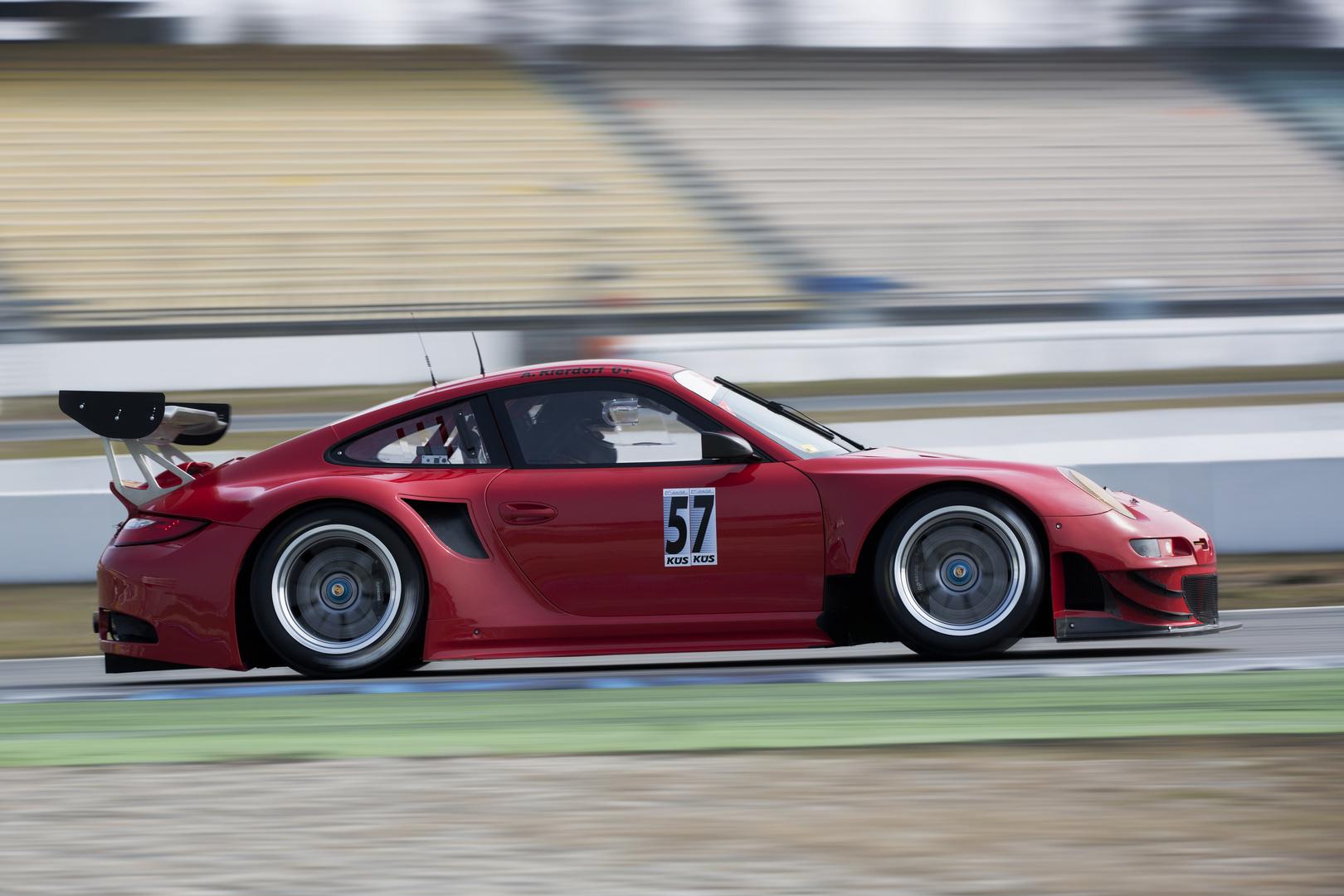 Porsche 911 (997) RSR