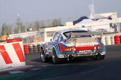 Porsche 911 beim Eifelsprint