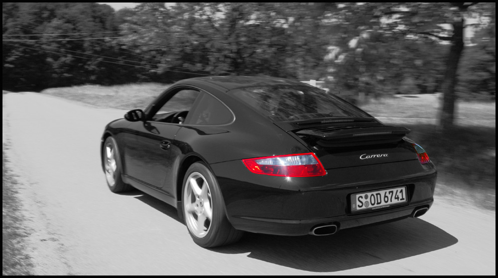 Porsche 911 - Carrera