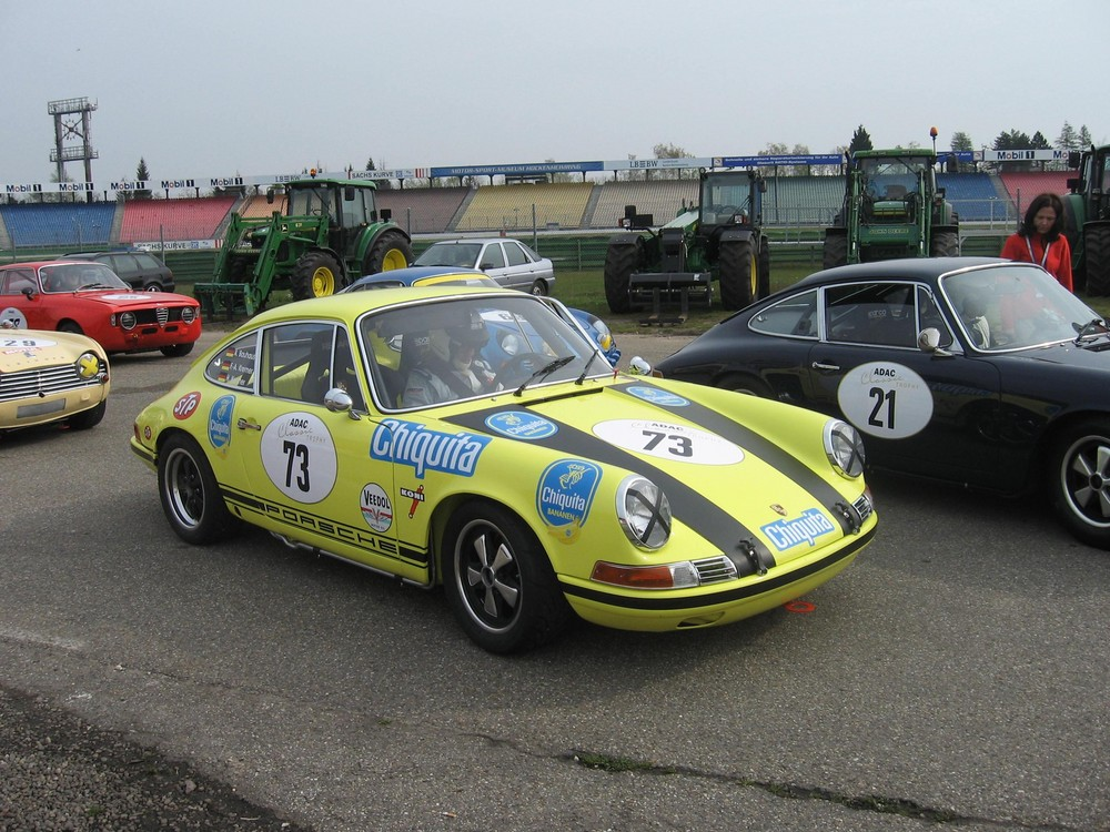 Porsche 911 Chiquita - Rückkehr nach fast 40 Jahren