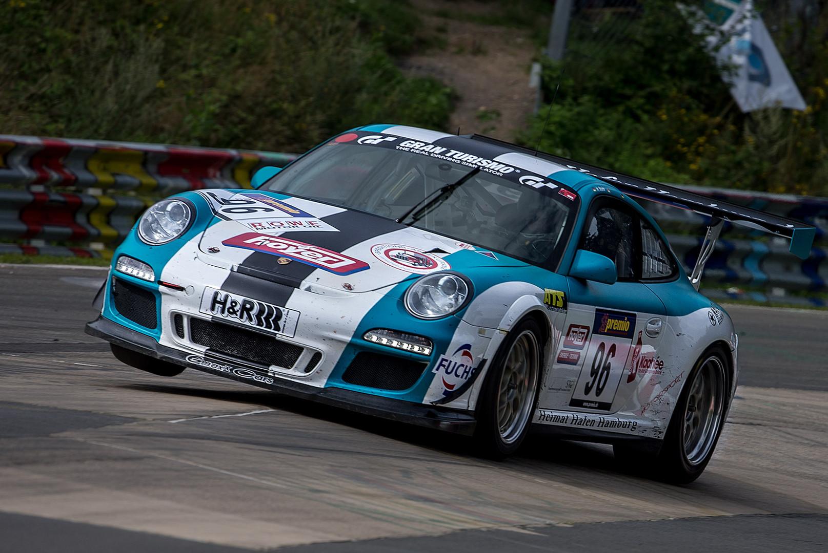 Porsche 911 Gt3 997 Cup