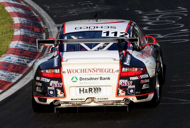 Porsche 911 GT3 Manthey Racing a