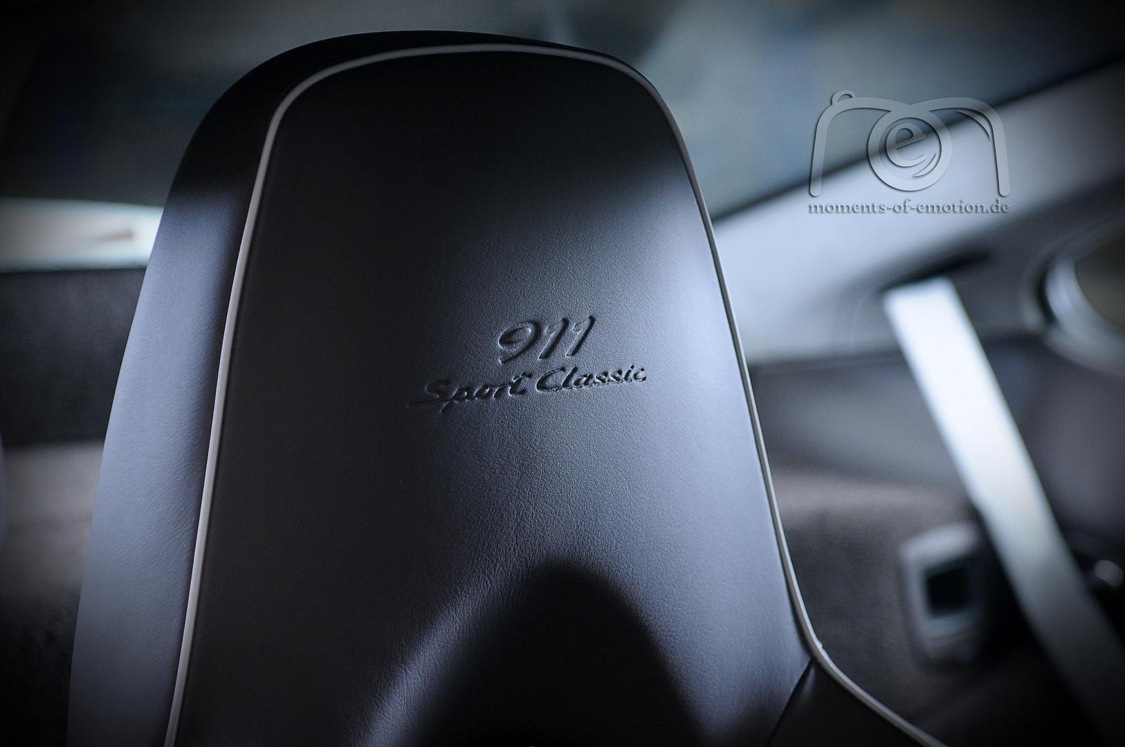 Porsche 911 -Sports Classic