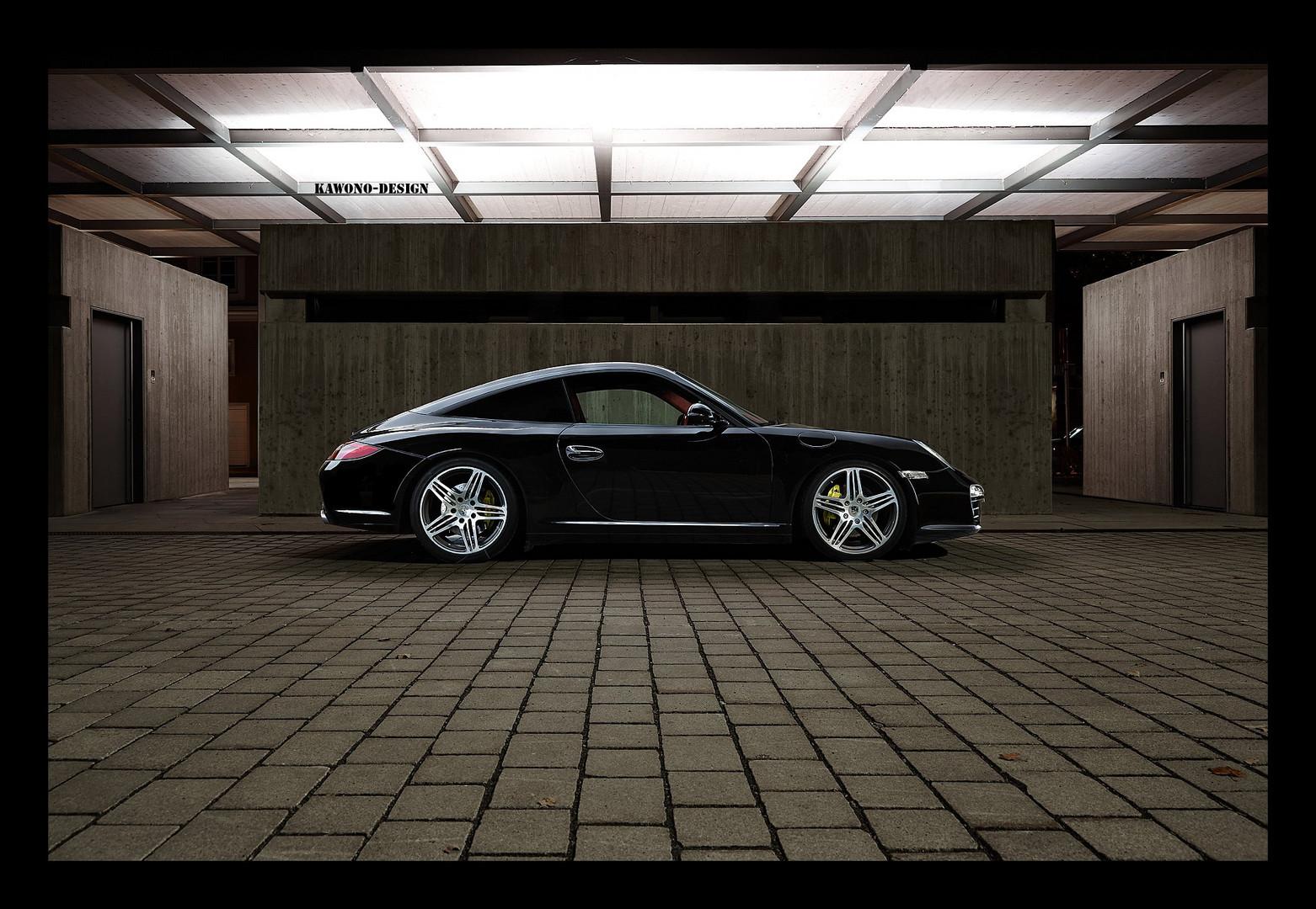 Porsche 911 Targa 4S Nr.3