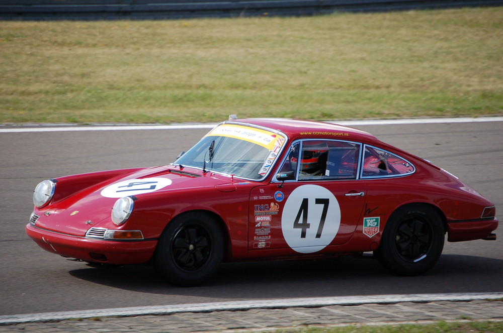 Porsche 911 Topspeed