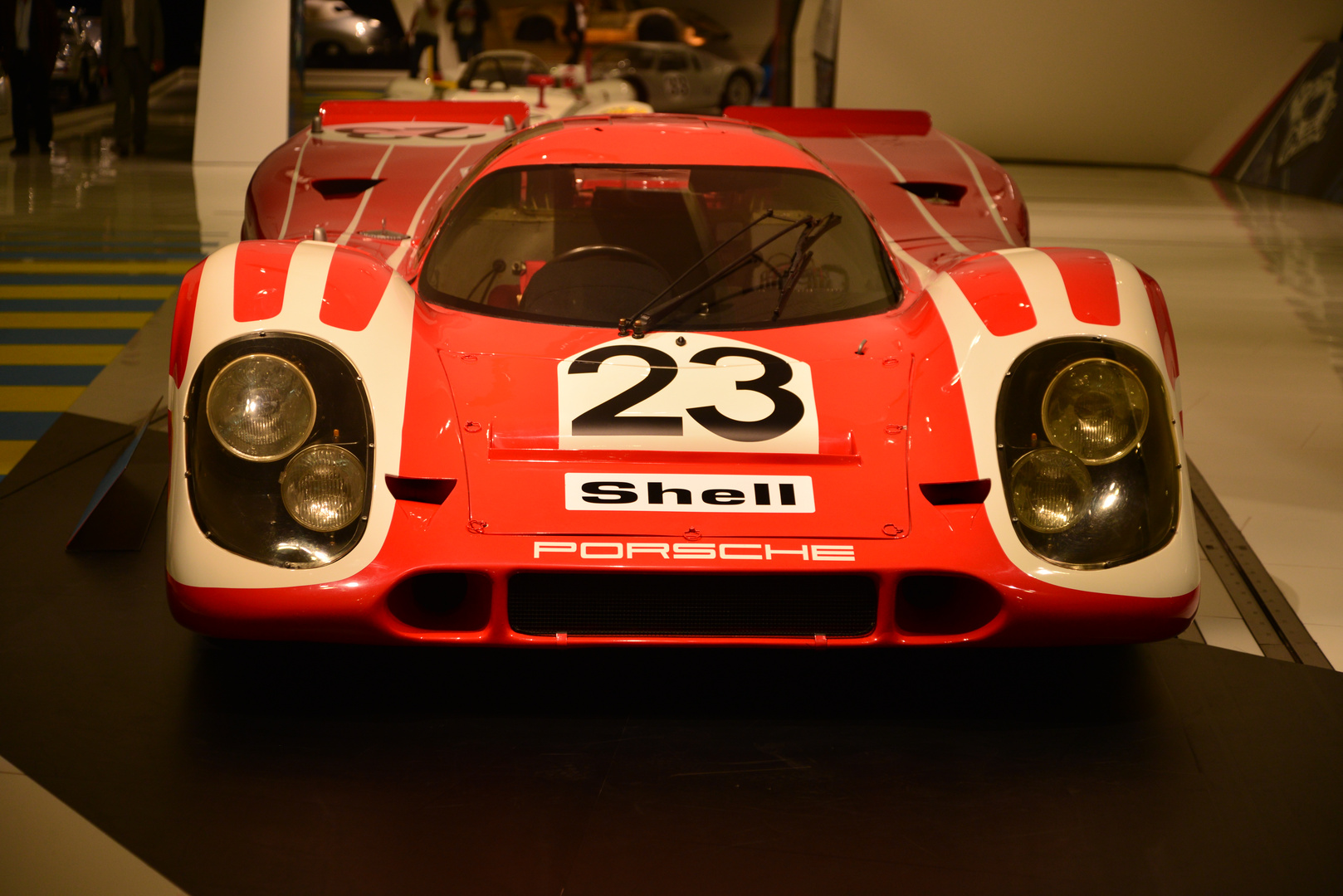 Porsche 917 023