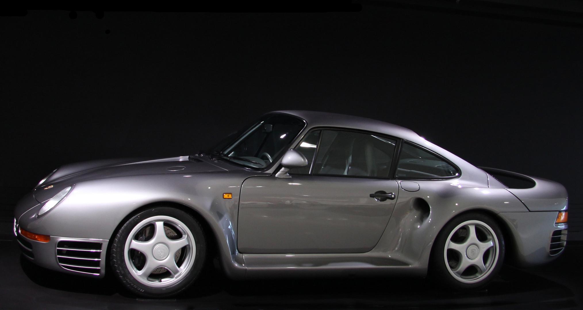 Porsche 959 Coupé