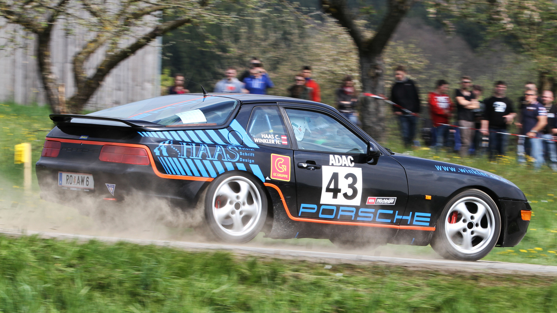 Porsche 968 RALLYE?!?