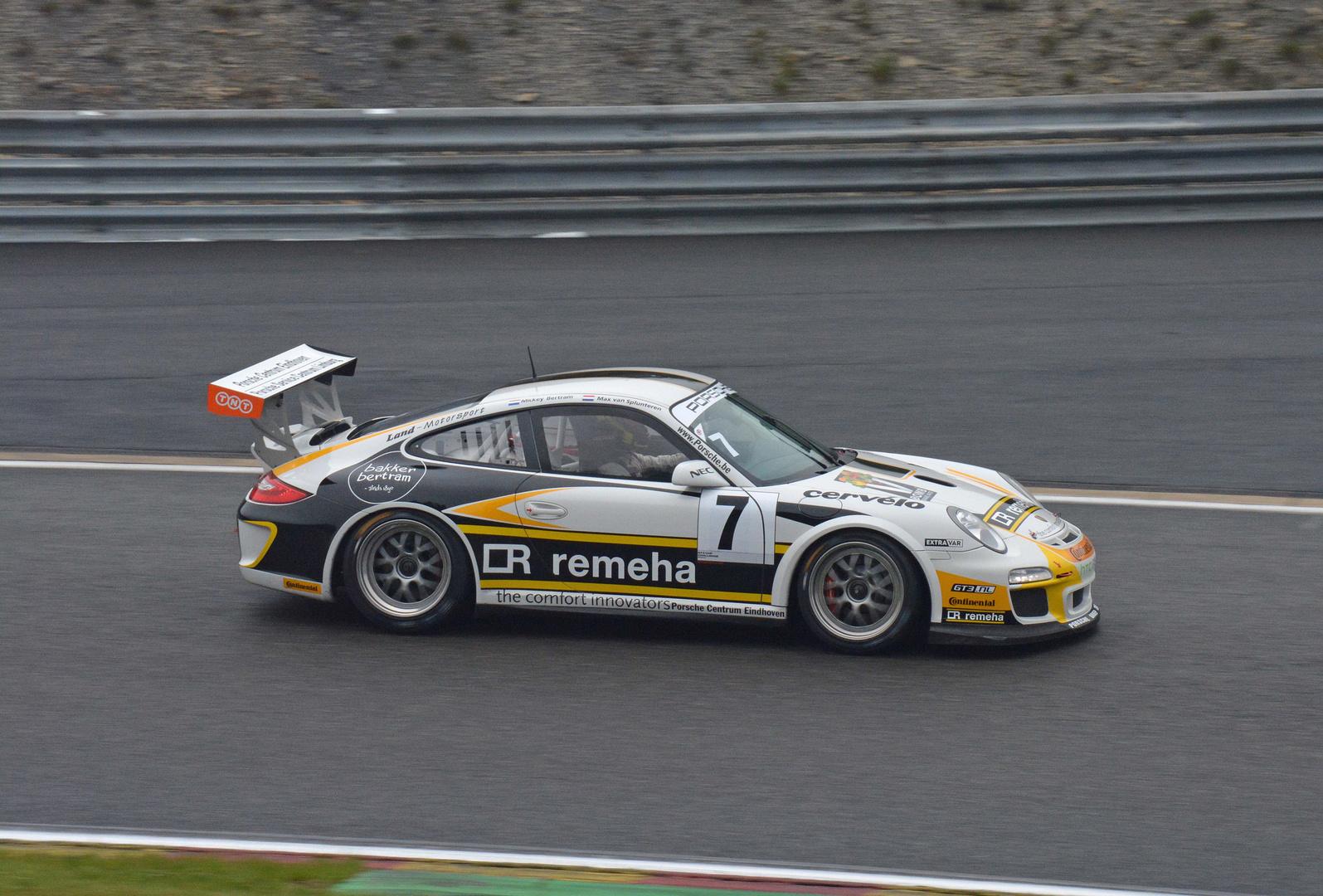 Porsche Benelux Cup