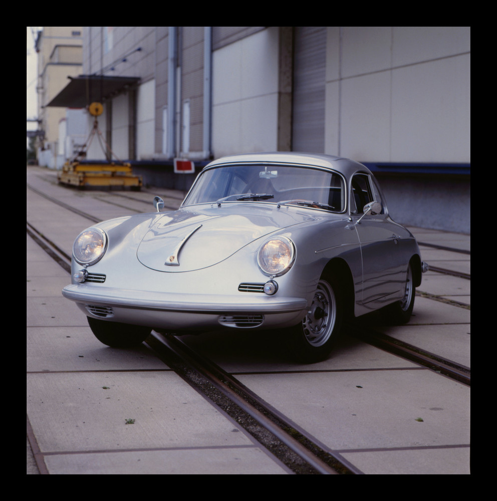 Porsche Cararra 356
