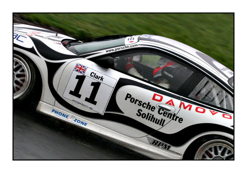Porsche Carerra Cup 2005