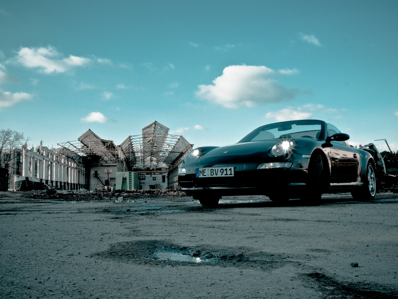 Porsche Carrera 4 S