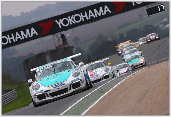 . . . Porsche Carrera Cup . . .