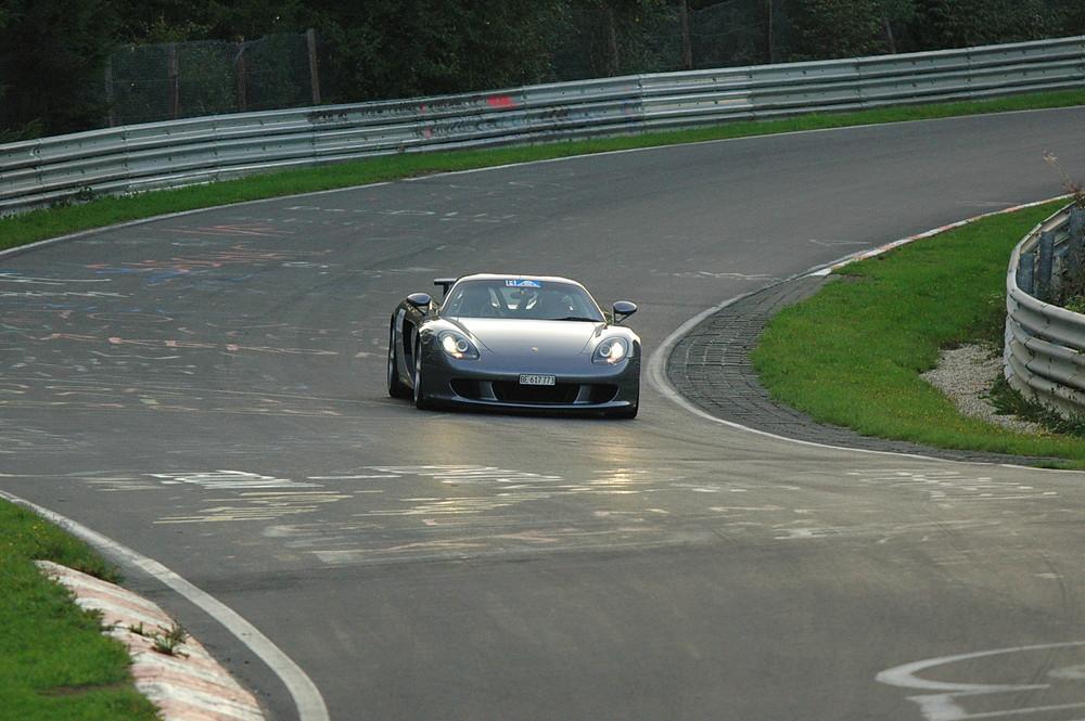 Porsche Carrera GT...