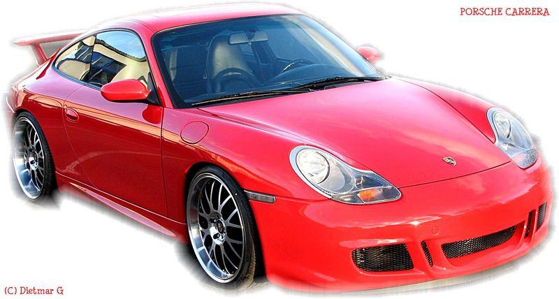 Porsche - ein Traum in rot (2)