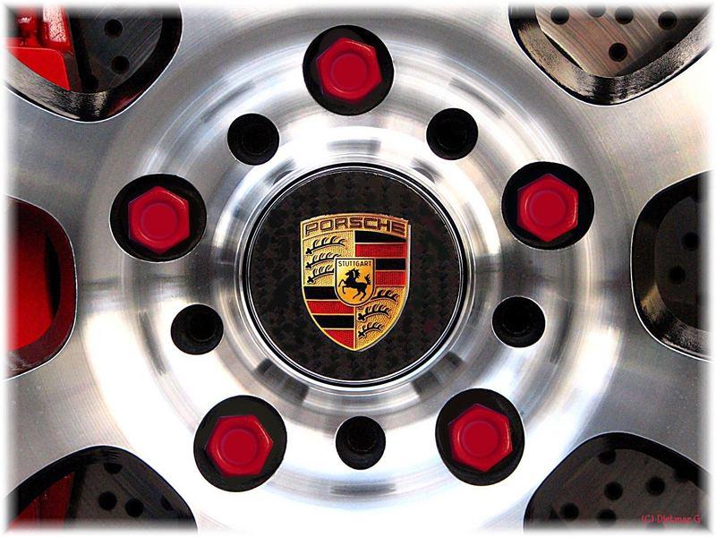 Porsche - Felgendetail