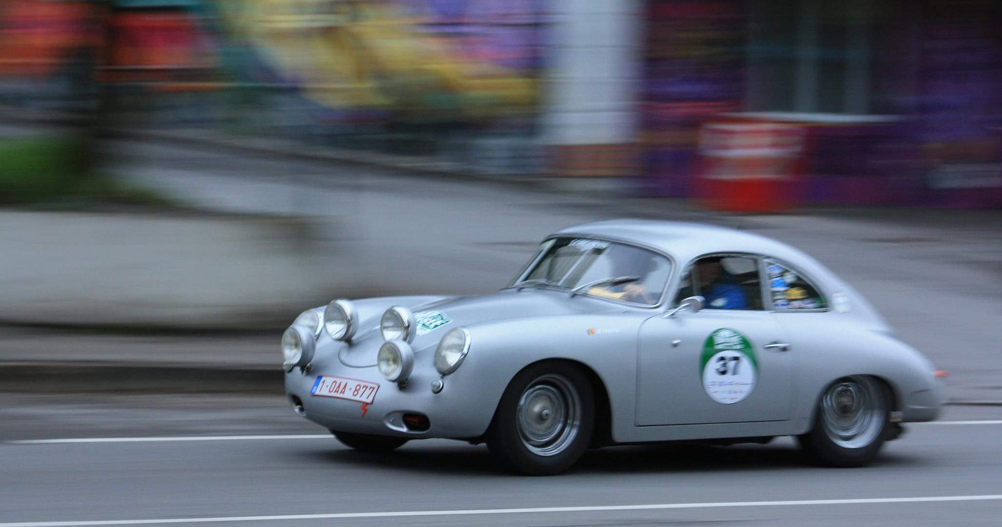 Porsche forever