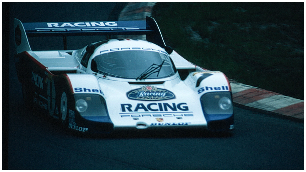 Porsche Gr. C