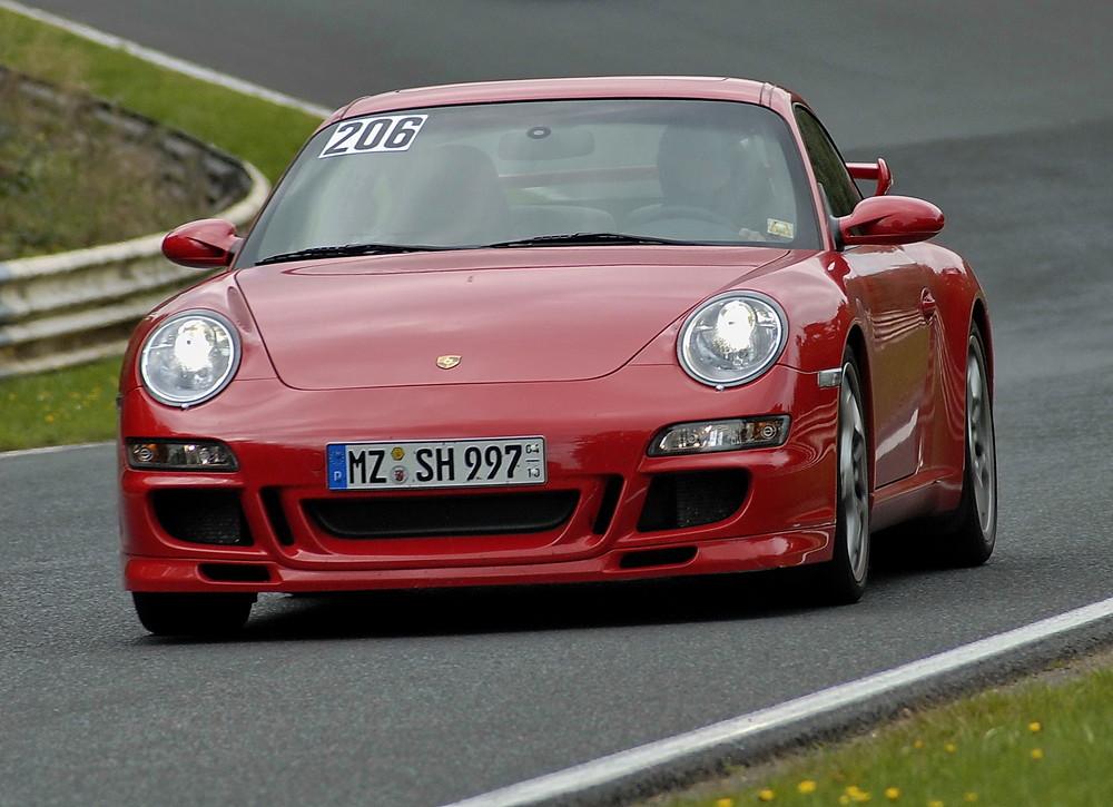 Porsche GT 3...