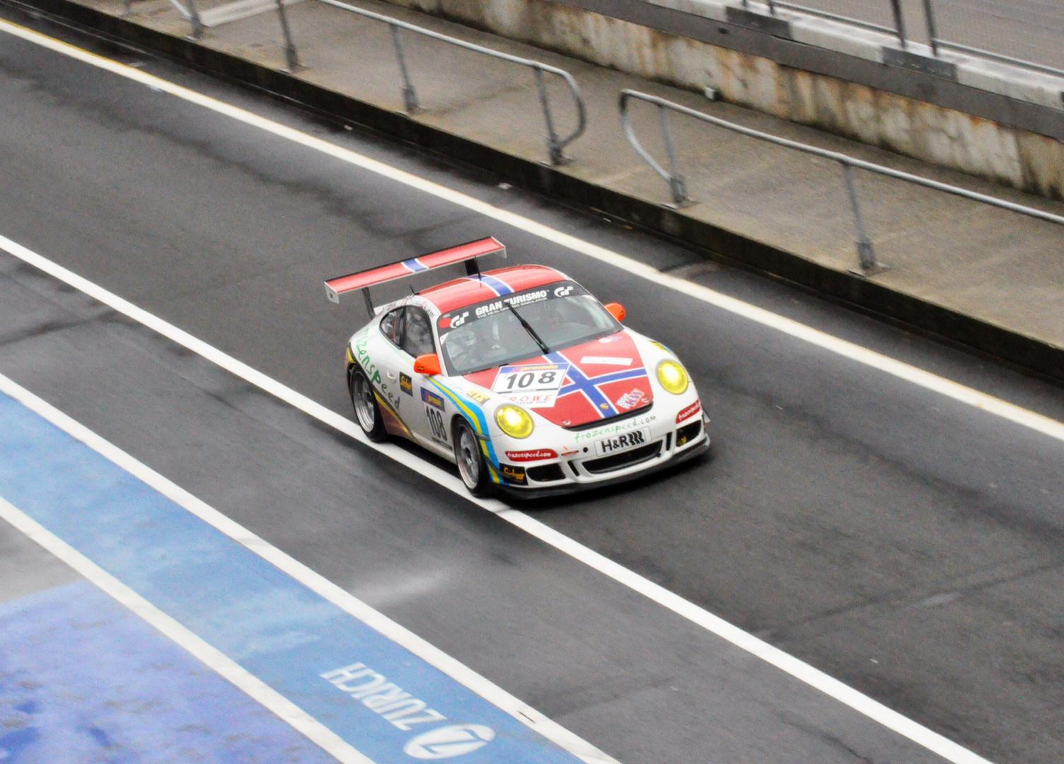 Porsche GT 3 VLN 2013