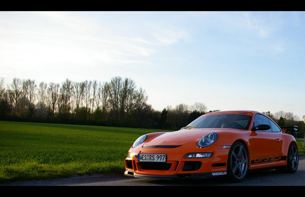 Porsche GT3 RS Land
