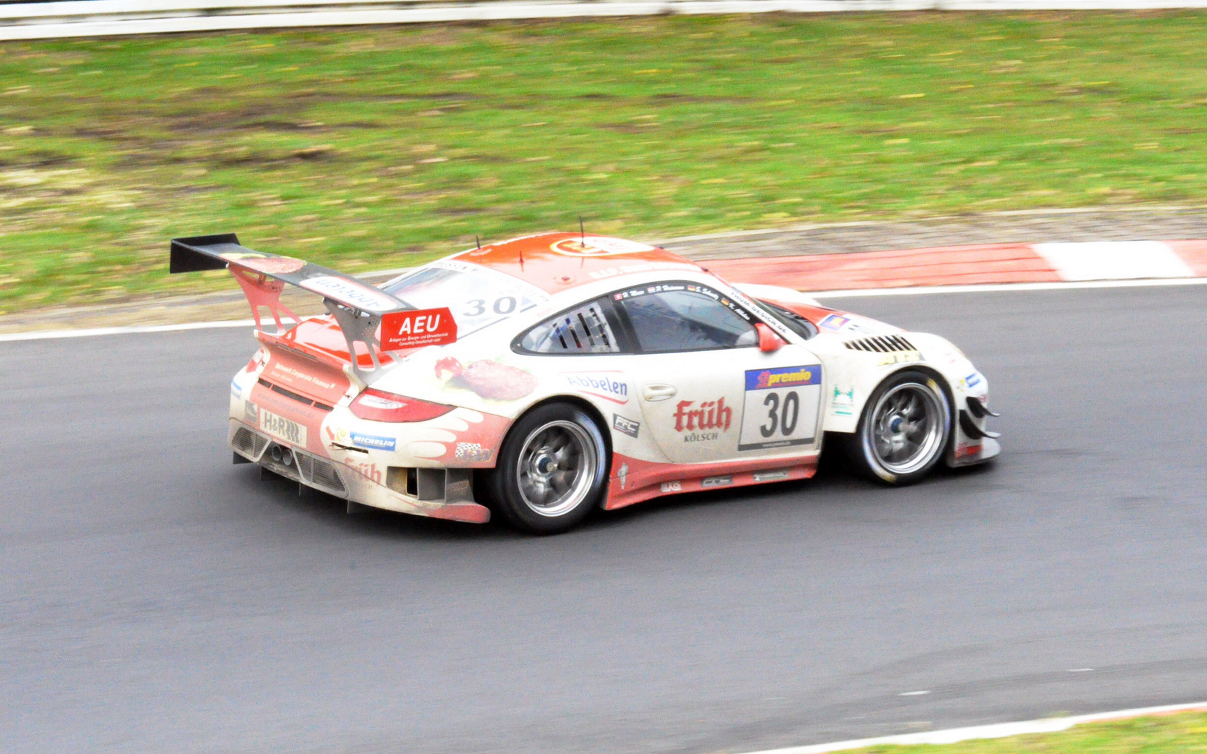 Porsche GT3 VLN