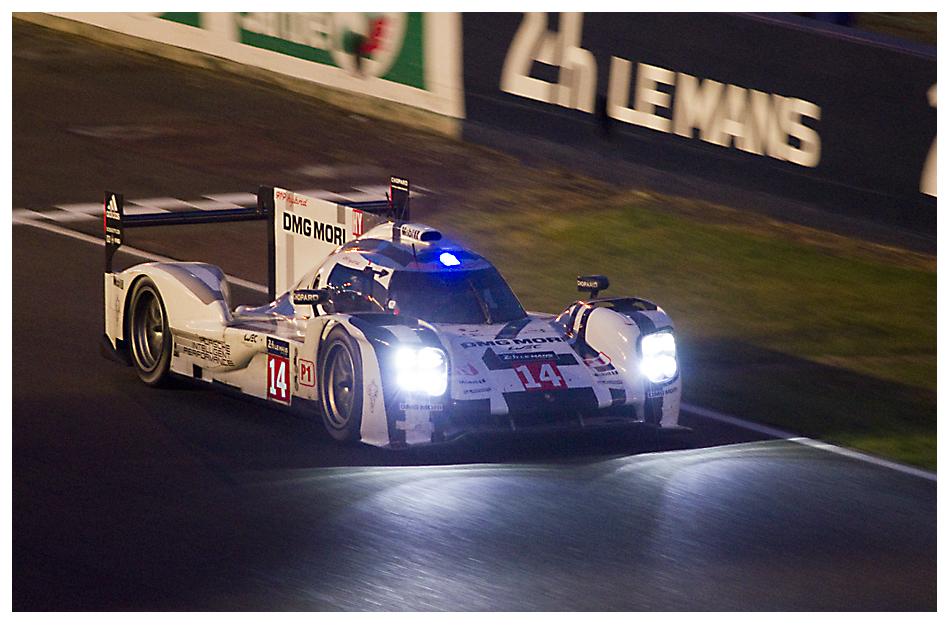 Porsche in Le Mans: Das war knapp!