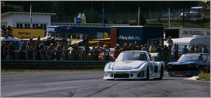 Porsche Kremer