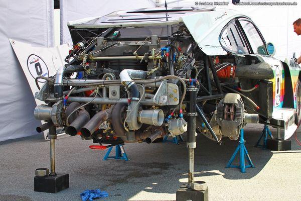 Porsche Kremer K3