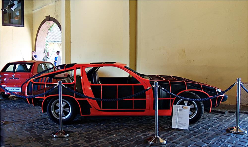 Porsche - mal anders