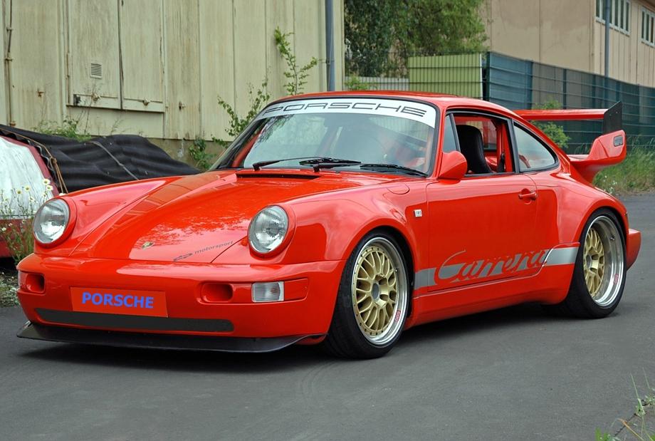 Porsche meets Polizei Marburg
