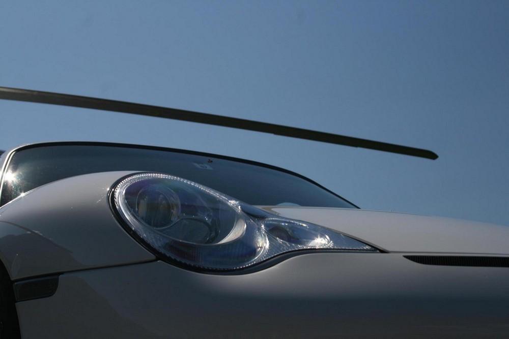 Porsche meets Rotorblat