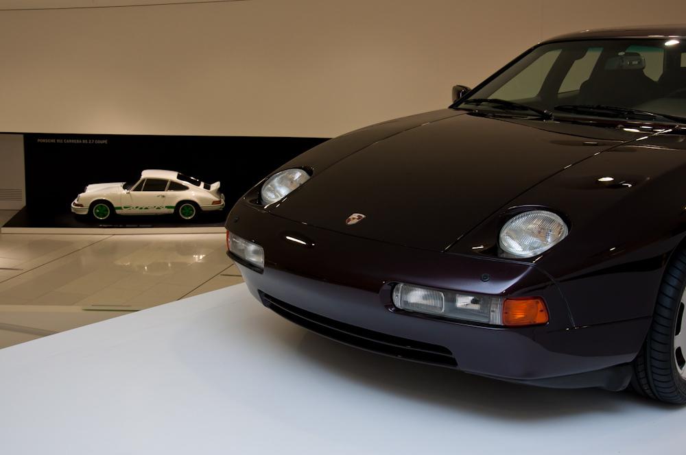 Porsche Museum - 928 und 911