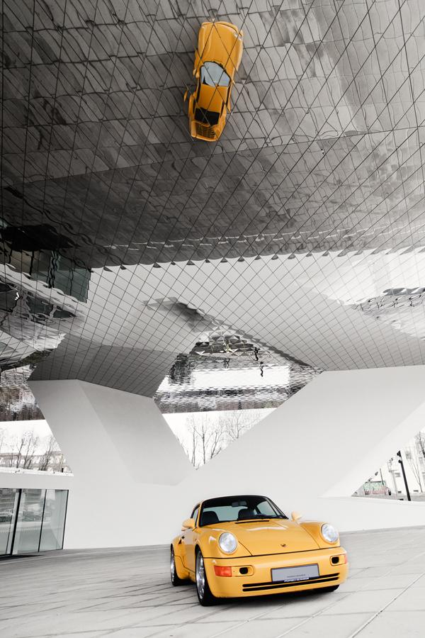 Porsche Museum III