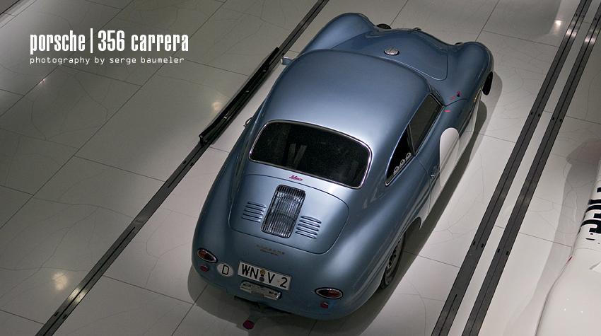 Porsche Museum Stuttgart | 356 Carrera