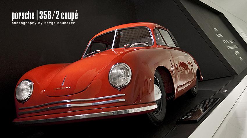 Porsche Museum Stuttgart | 356/2 Coupé 1#