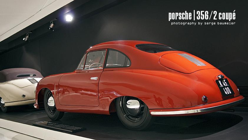 Porsche Museum Stuttgart   356/2 Coupé 2#