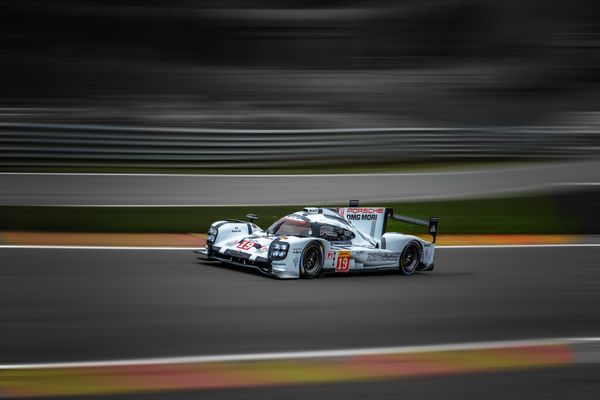 Porsche Nr.19 Spa Francorchamps 2015...
