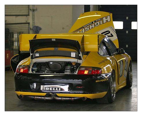 Porsche - offen