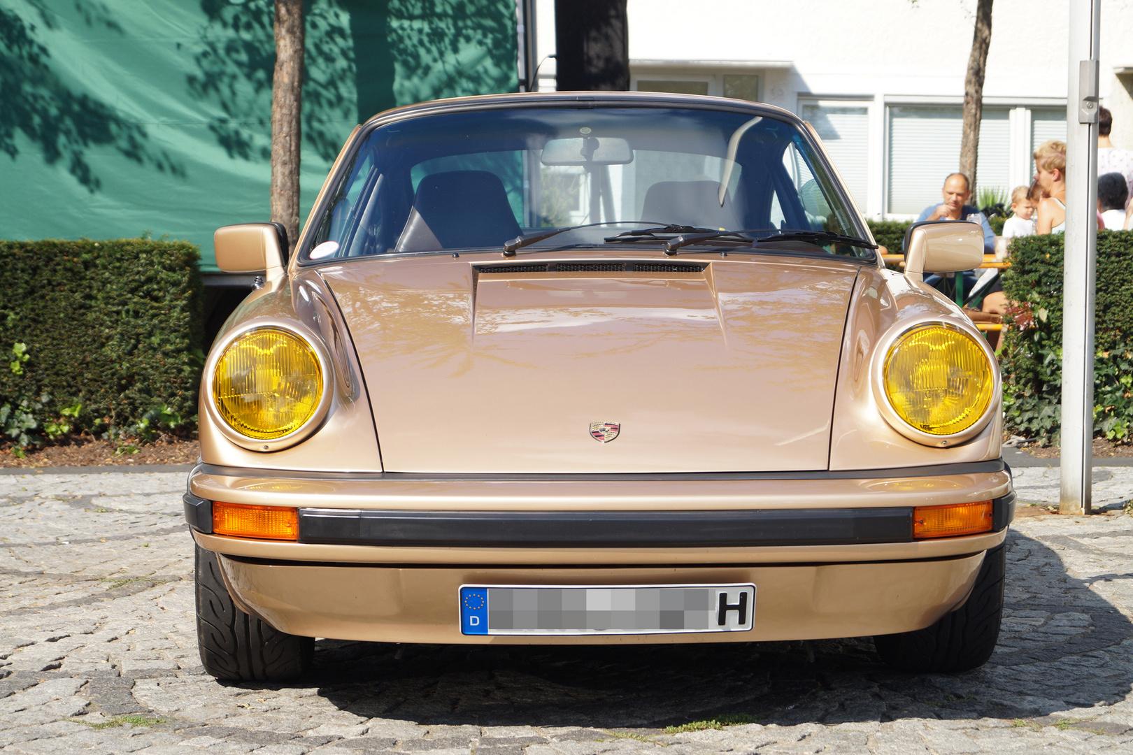 Porsche Oldtimer in Wegberg 1