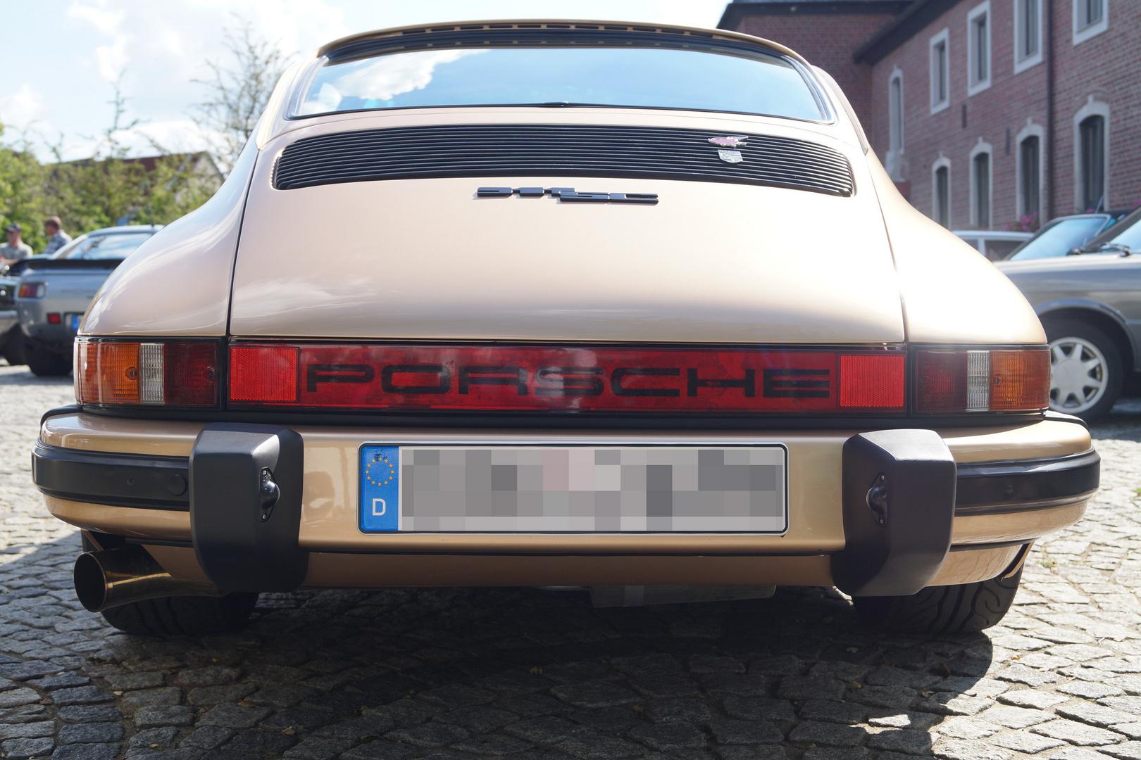 Porsche Oldtimer in Wegberg 2