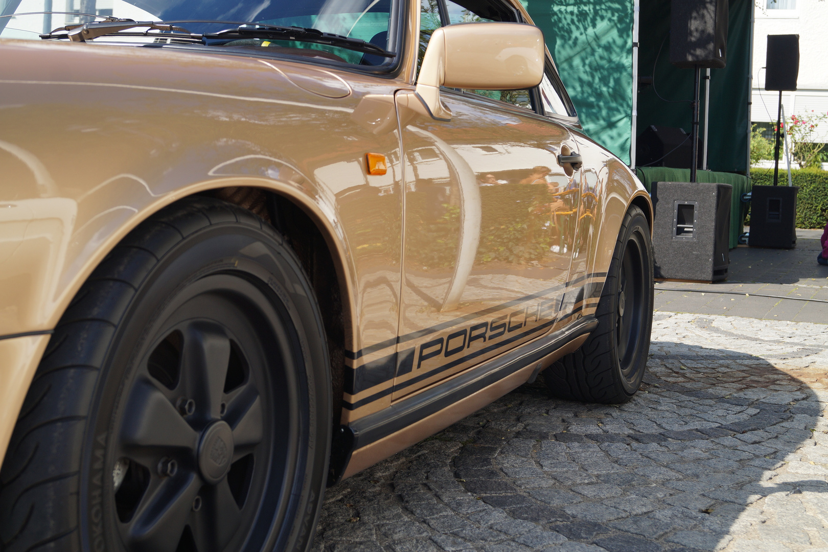Porsche Oldtimer in Wegberg 5