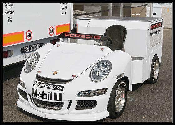 Porsche Renn-Quad