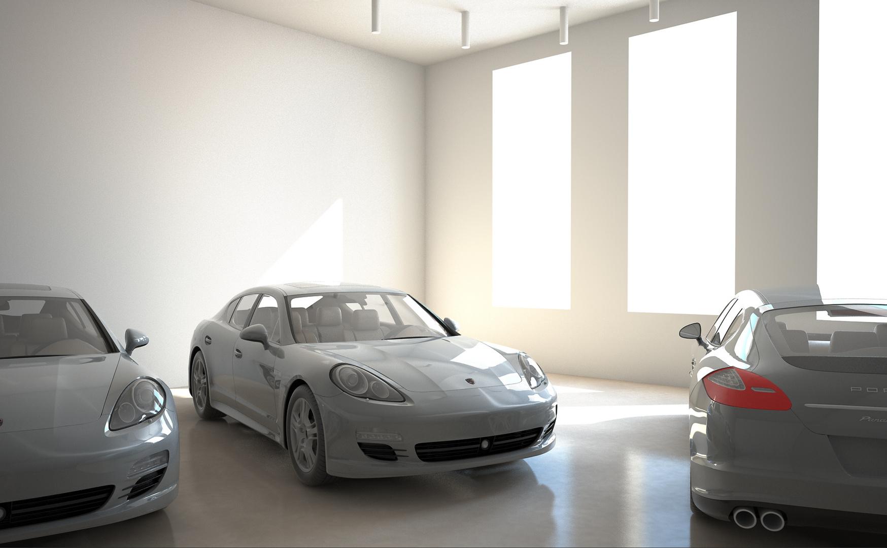Porsche - Room